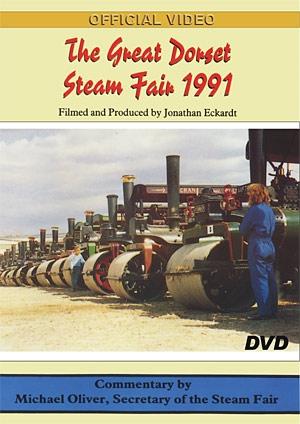 The Great Dorset Steam Fair 1991 DVD